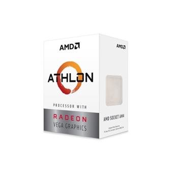 CPU AMD Athlon 220GE 2core (3,4GHz)