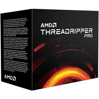 CPU AMD Ryzen Threadripper 3955WX 16core (3,9GHz)