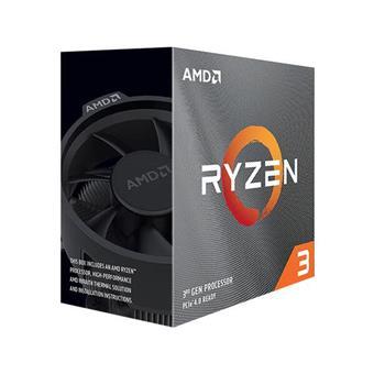 CPU AMD Ryzen 3 3300X 4core (3,8GHz)
