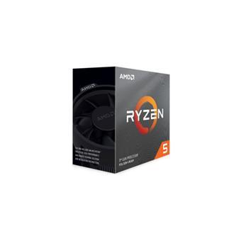 CPU AMD Ryzen 5 3600X 6core (3,8GHz) Wraith
