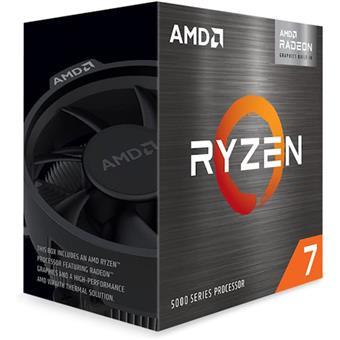 CPU AMD Ryzen 7 5700G 8core (4,6MHz)