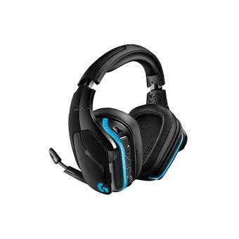 Náhlavní sada Logitech G935 Wireless 7.1 LIGHTSYNC - gaming headset