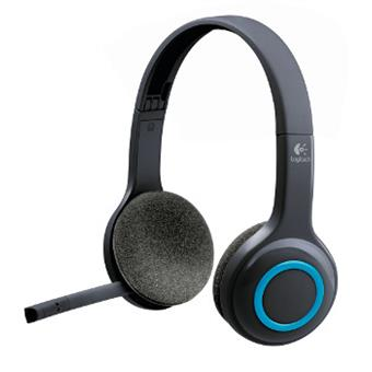 Náhlavní sada Logitech Wireless Headset H600