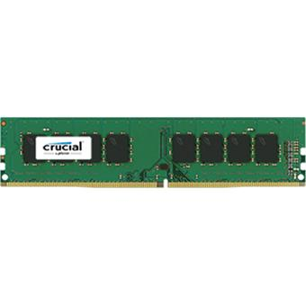 4GB DDR4 2400MHz Crucial CL17
