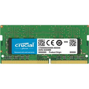SO-DIMM 16GB DDR4 2666MHz Crucial CL19