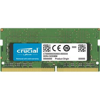 SO-DIMM 32GB DDR4 2666MHz Crucial CL19