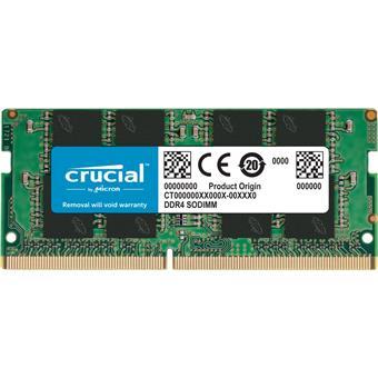SO-DIMM 16GB DDR4 3200MHz Crucial CL22 Crucial
