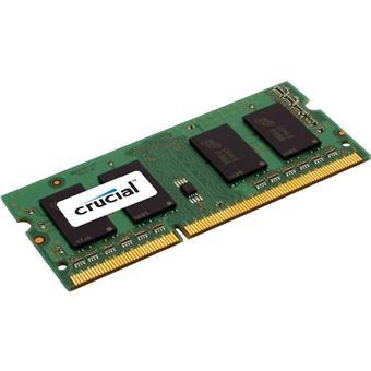 SO-DIMM 2GB DDR3L 1600MHz Crucial CL11 1.35V/1.5V