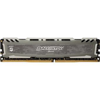 16GB DDR4 3200MHz Crucial Ballistix Sport LT CL16 DR Grey