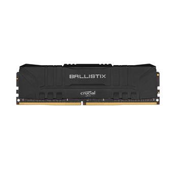 32GB DDR4 3200MHz Crucial Ballistix CL16 2x16GB Black