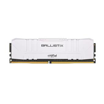 32GB DDR4 2666MHz Crucial Ballistix CL16 2x16GB White