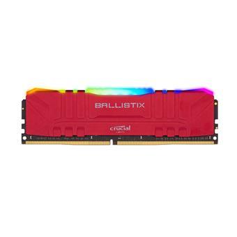 16GB DDR4 3200MHz Crucial Ballistix CL16 2x8GB Red RGB