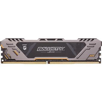 8GB DDR4 2666MHz Crucial Ballistix Sport AT Gaming CL16 Grey