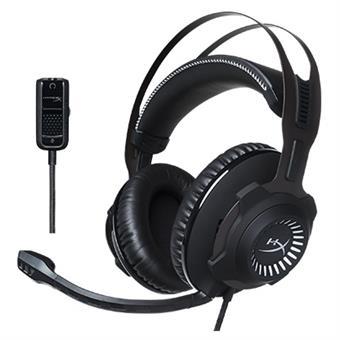 HyperX Cloud Revolver - herní headset kovový