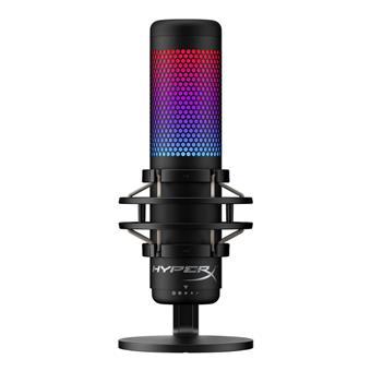 HyperX QuadCast S samostatný mikrofon