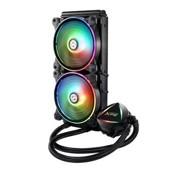 Adata XPG Levante 240 vodní chlazení CPU, RGB