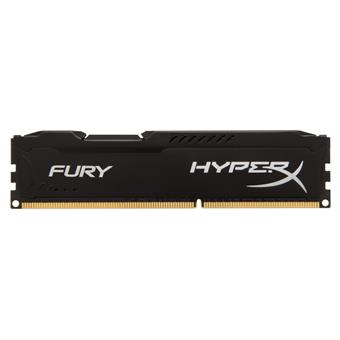 8GB DDR3-1600MHz Kingston HyperX Fury Black