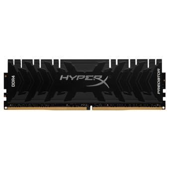 8GB DDR4-2666MHz CL13 Kings. XMP HyperX Predator