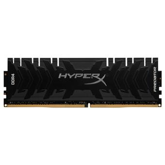 16GB DDR4-2666MHz CL13 Kings. XMP HyperX Predator