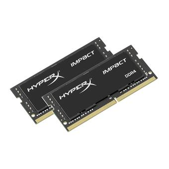 SO-DIMM 32GB DDR4-2666Hz CL15 HyperX Impact, 2x16GB