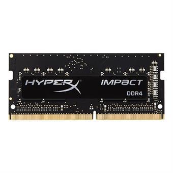 SO-DIMM 16GB DDR4-2666MHz CL16 HyperX Impact
