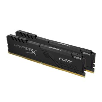 32GB DDR4-2400MHz CL15 HyperX Fury, 2x16GB