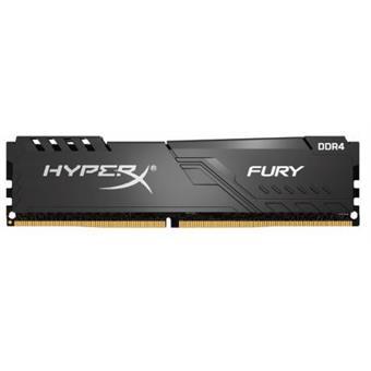 16GB DDR4-2666MHz CL16 HyperX Fury 1Rx16