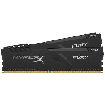 32GB DDR4-3000MHz CL16 HyperX Fury 16Gbit, 2x16GB