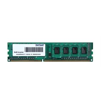 4GB DDR3-1600MHz PATRIOT CL11 SR