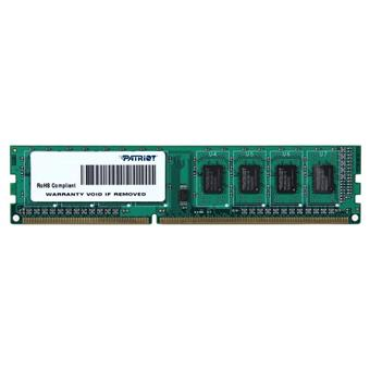 4GB DDR3L-1600MHz PATRIOT CL11 1,35V