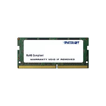 SO-DIMM 4GB DDR4-2666MHz Patriot CL19