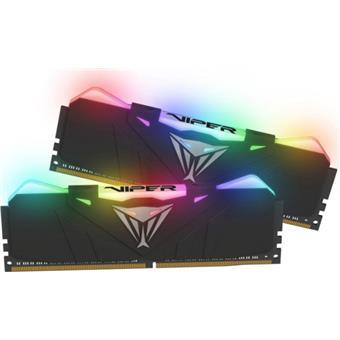 32GB DDR4-3600MHz RGB Patriot CL18, kit 2x16GB