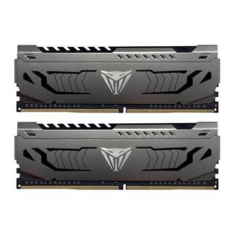 16GB DDR4-3000MHz Patriot Viper Steel CL16, kit 2x8GB