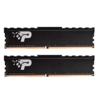 32GB DDR4-3200MHz Patriot CL22 s chladičem, kit 2x16GB
