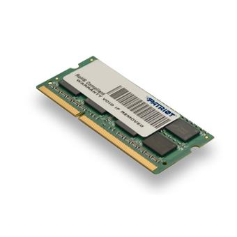 SO-DIMM 4GB DDR3L-1600MHz Patriot 1,35V SR