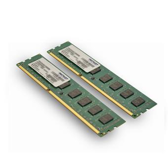 8GB DDR3 1600MHz Patriot CL11 kit 2x4GB