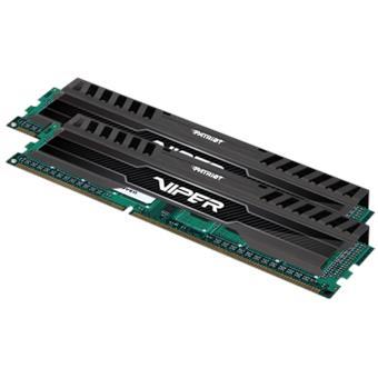 Patriot DD3 16GB KIT(1600 Mhz)Vip3,Black mamb,CL10