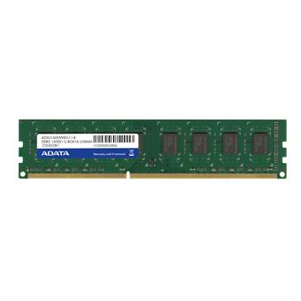 8GB DDR3 1600MHz CL11 ADATA retail