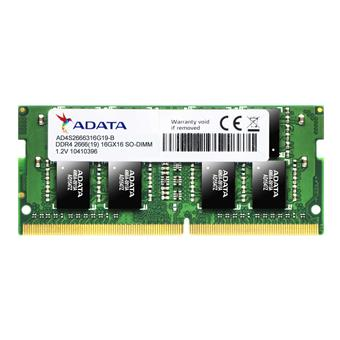 SO-DIMM 4GB DDR4-2666MHz ADATA 512x16 CL19