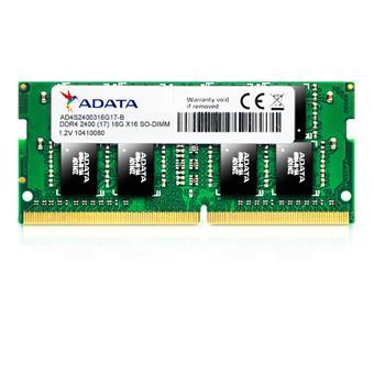 SO-DIMM 4GB DDR4-2400MHz ADATA 512x16 CL17