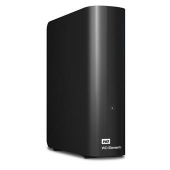 "Ext. HDD 3.5"" WD Elements Desktop 3TB USB"