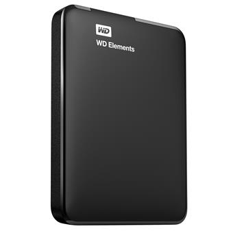 "Ext. HDD 2.5"" WD Elements Portable 2TB USB - EOL"