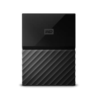 "Ext. HDD 2,5"" WD My Passport 2TB USB 3.0 černý"