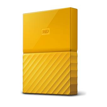 "Ext. HDD 2,5"" WD My Passport 2TB USB 3.0 žlutý"