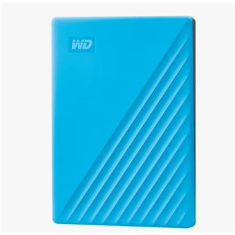"Ext. HDD 2,5"" WD My Passport 2TB USB 3.0. modrý"