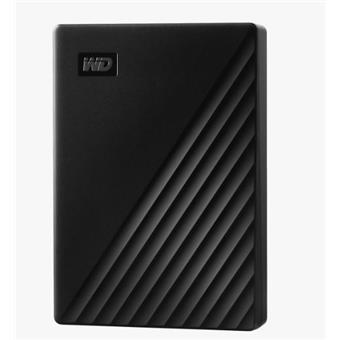 "Ext. HDD 2,5"" WD My Passport 4TB USB 3.0. černý"