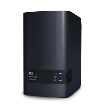 """NAS 3.5"""" WD My Cloud EX2 Ultra 16TB NAS LAN"""