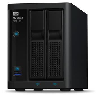 """NAS 3,5"""" WD My Cloud Pro PR2100 20TB NAS LAN"""