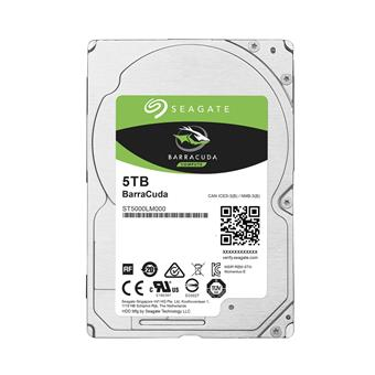 "HDD 2,5"" 5TB Seagate BarraCuda 128MB SATAIII 5.4k"