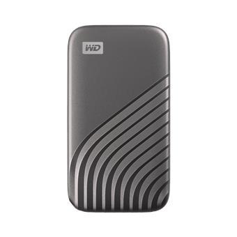 Ext. SSD WD My Passport SSD 2TB šedá